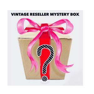 Vintage Reseller Mystery Box 10 Mixed Items & Eras